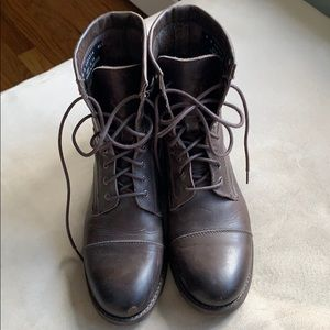 Frye Company Lace Up Boots